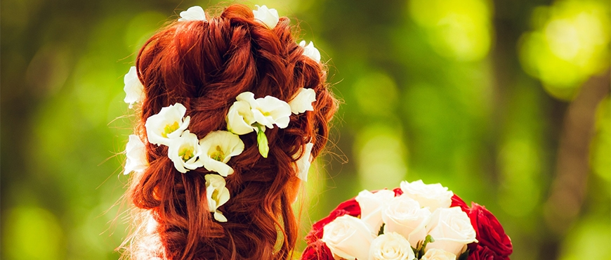 Acconciatura Sposa - Hair Clips