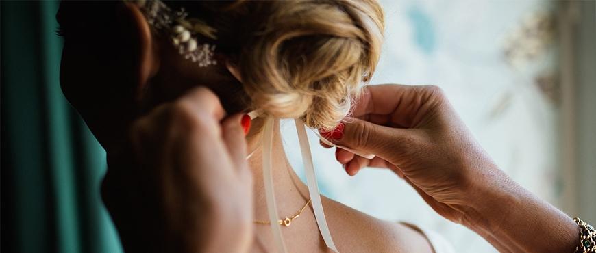Hair Clips - Acconciature sposa